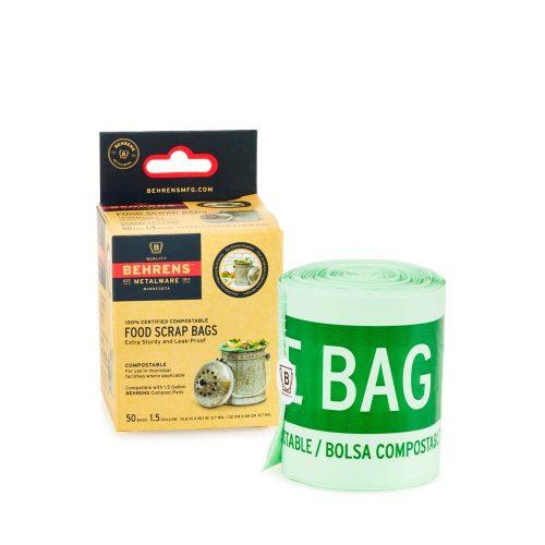 019CBSM Trash Bags 1 and half gallon