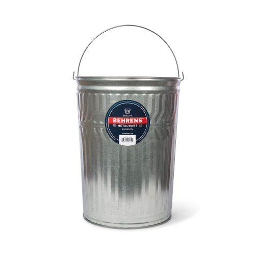 20 Gallon Galvanized Steel Underground Liner Trash Can