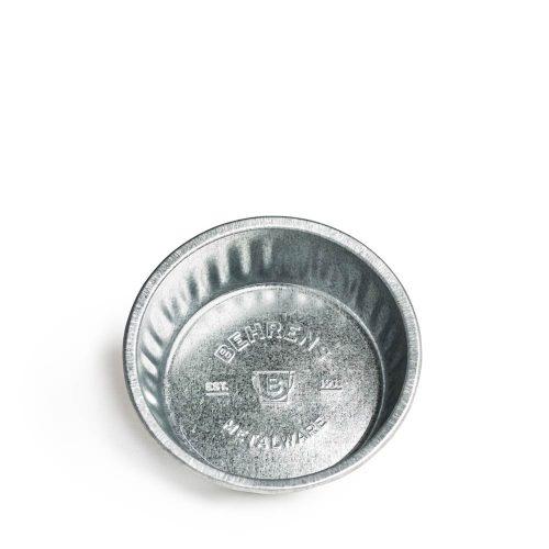 Metalware Classics Galvanized Steel Dish
