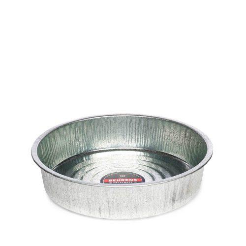 3 Gallon Galvanized Steel Utility Pan Main