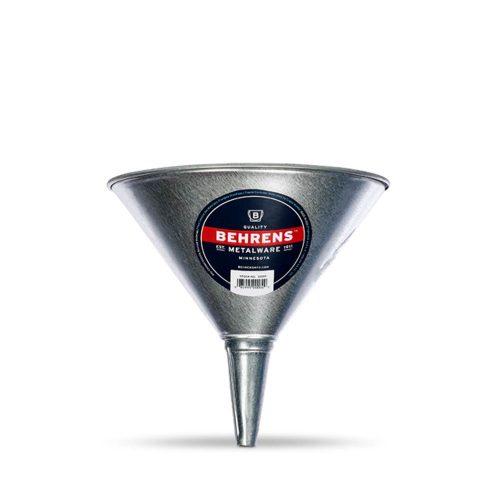 Metalware Classics Galvanized Steel Funnel