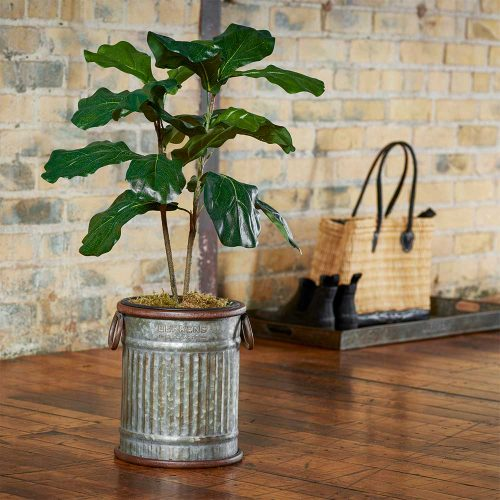M19SS3 Storage and Planter Can Small