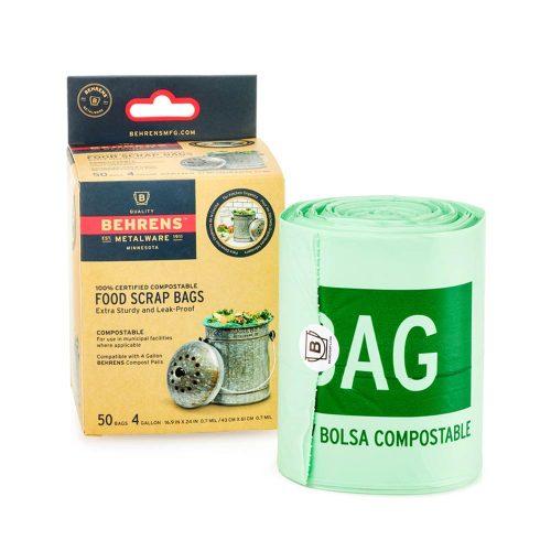 O19CBL Trash Bags 4 gallon