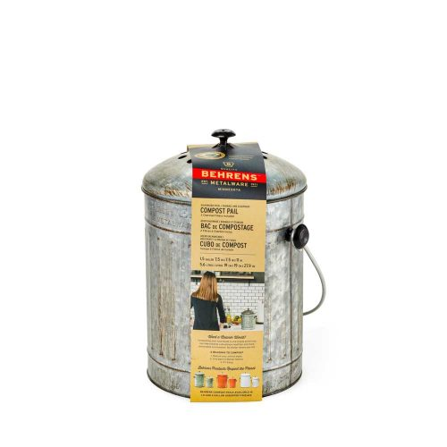 Y19CC1 Cans Composter 1 and half gallon