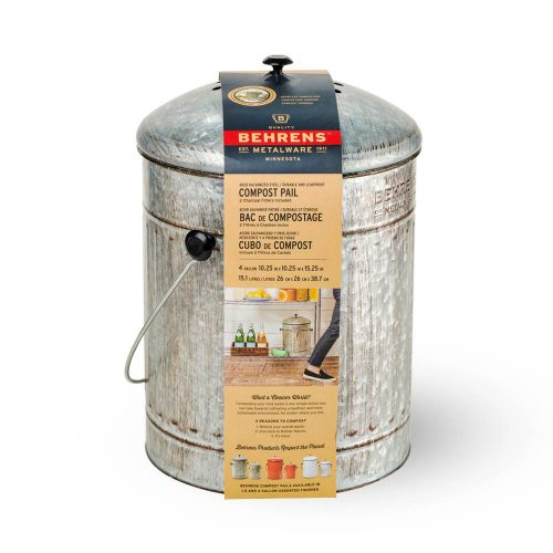 Y19CC4 Cans Composters 4 gallon