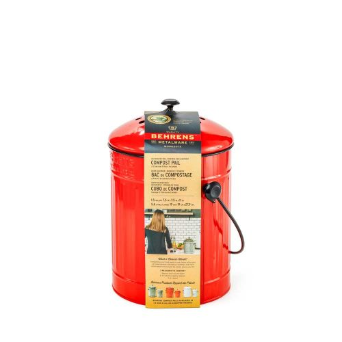 Y19CCR Cans Composters 1 and half gallon