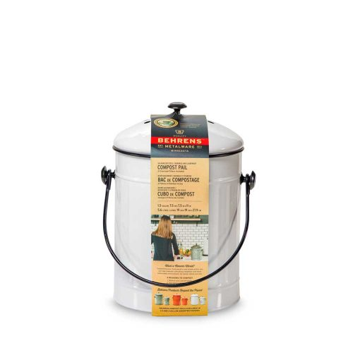 Y19CCW Cans Composters 1 and half gallon