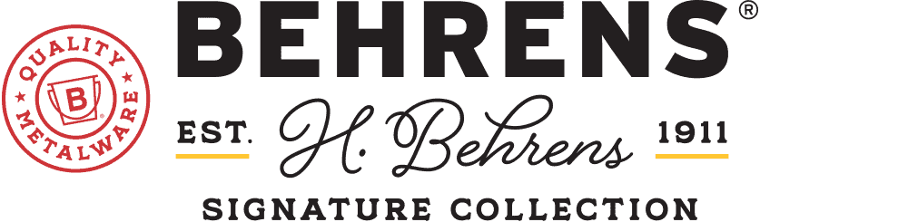 Signature Collection Logo by Behrens