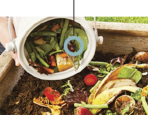 Composting containers indoor outdoor by Behrens